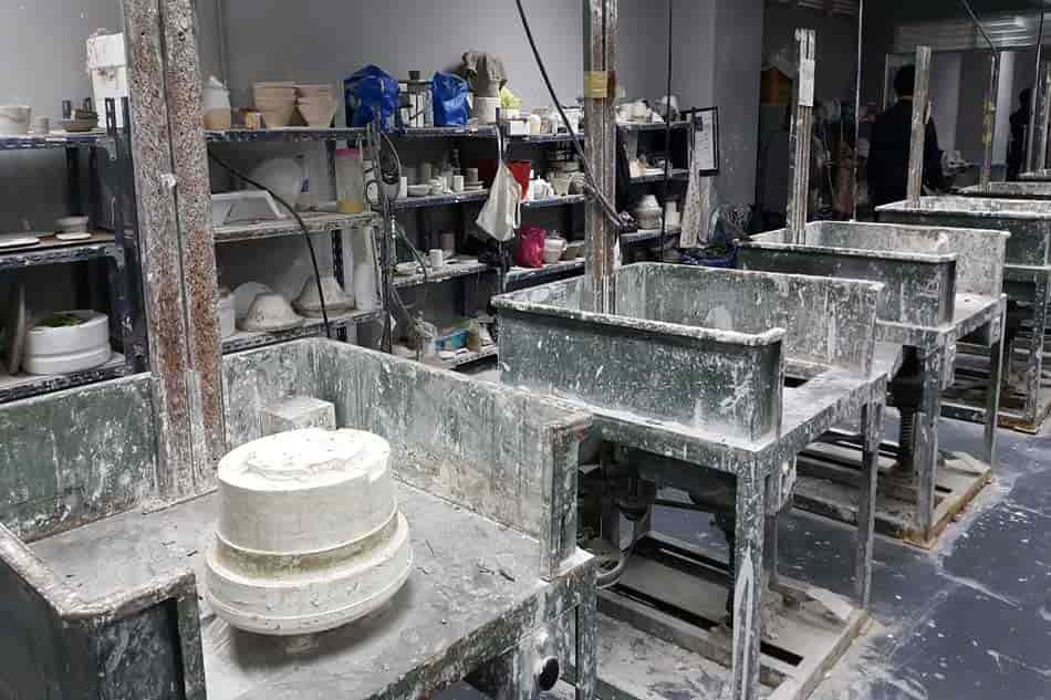 Appliance and Ceramic Industry one